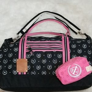 PINK VS Vintage Duffle Bag